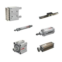 Pneumatic cylinder: important for power transmission